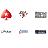 FullTilt, iPoker, Winning Poker Network, Migrogaming